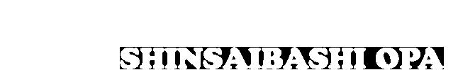 SBY SHINSAIBASHI OPA